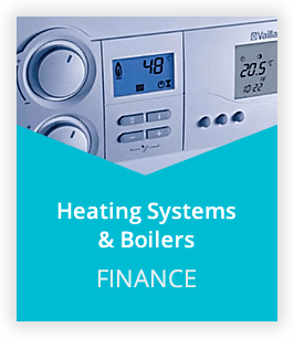 Home Improvement Finance - Heating Systems